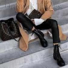 zara studded biker boots | eBay