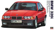 Hasegawa 20313 1/24 Scale Model Car Kit BMW E36 3 Series 320i 4 Door Sedan