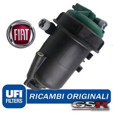 Filtro Gasolio Fiat Idea Lancia Musa 1.3 Multijet 90CV Completo 5518100 51776608