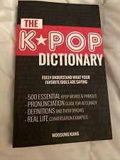 KPOP Dictionary: 500 Essential K-Pop & K-Drama Vocabulary & Examples Every Fan