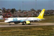 Picture Postcard~ JMC Air Boeing 757 G-FCLC @ Birmingham Airport
