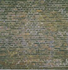 """Brick Wall"" 12x12  Paper Pizazz - Hot Off The Press"