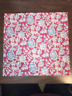 """12"""" Fabric Squares for crafts/quilting LOT OF FOUR"""