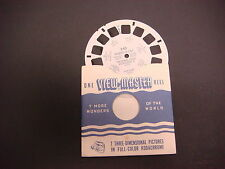 Sawyer's Viewmaster Reel,Mammouth Cave Nat'l Park I Kentucy Mummified Man 340