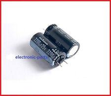 4x 2200UF 25V NICHICON RADIAL ELECTROLYTIC CAPACITORS 25v2200uf JAPAN