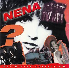 NENA : DEFINITIVE COLLECTION / CD