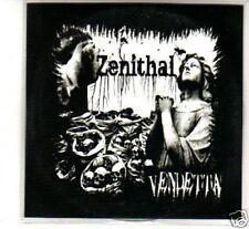 (I872) Zenithal, Vendetta - DJ CD