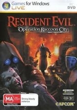 Resident Evil: Operation Raccoon City PC Game (Open Box)