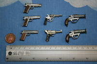 ORIGINAL VINTAGE ACTION MAN LUGER, COLT AND REVOLVER TO CHOSE FROM CB6102