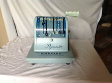 Vintage Paymaster Series S-1000 with Key and Dust Cover
