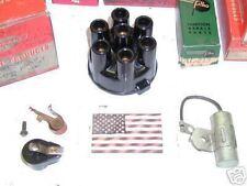 1933 1934 1935 1936 1937 1938-40 Studebaker Ignition Distributor Cap Tune Up Kit