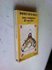 oscar mondadori 783 una vampata di rossore domenico rea 1^ ed. 1977