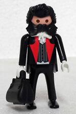 Señor finos a Playmobil Victorian Dollhouse Western-peinado + barba rara vez -588