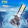 LED H7 Kit 110W Ampoules Auto Voiture Feux Phare Canbus Lampe Xénon Blanc 6000K