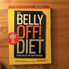 The Belly off! Diet : Attack the Fat That Matters Most by Jeff Csatari and Men's