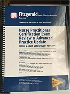 Fitzgerald FAMILY & ADULT Nurse Practitioner Review & Practice Update