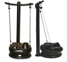 """VIBRATION PLATE ELECTRIC ''TWIST & STEP"""" FITNESS WORKOUT MACHINE STAIR CLIMBER N"""