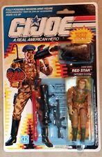 "GI Joe RED STAR Oktober Guard 3.75"" Figure MOC Hasbro 1990 NEW"
