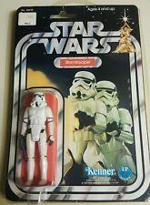 Vintage Star Wars Stormtrooper 12 Back-c