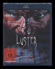 BLU-RAY LUSTER - FSK 18 - HORROR (Regie: ADAM MASON) *** NEU ***