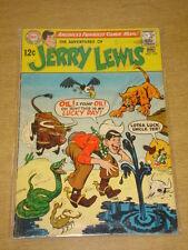 ADVENTURES OF JERRY LEWIS #110 VG- (3.5) DC COMICS JANUARY 1969 **