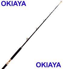 "Okiaya Composit 30-80Lb ""White Marlin"" Saltwater Big Game Roller Rod"