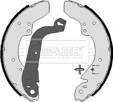 Brake Shoes BBS6037 Borg & Beck Set 424158 4241H8 95643713 ZF09938969 5882466