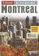 Insight City Guide Montreal (Insight City Guides (Book & Restaruant Guide))