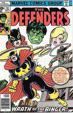 The Defenders Comic Book #51, Marvel Comics 1977 VERY FINE- NEW UNREAD