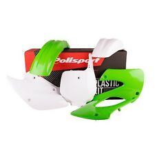 Polisport KX 85 01-13 Plastic Kit Motocross Plastics OEM Colour Front Plate