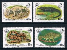 Nature Mint Never Hinged/MNH Gambian Stamps (1965-Now)