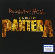 Pantera - Reinventing Hell - The Best Of Pantera - CD - New