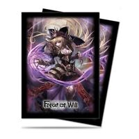ULTRA PRO 65 STANDARD DECK PROTECTOR SLEEVES FORCE OF WILL A2: DARK FARIA 84788