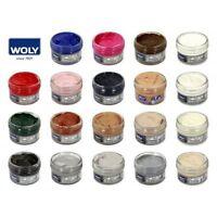 Woly Shoe Creams | Leather Creams | Handbag Creams 50ml All Colours