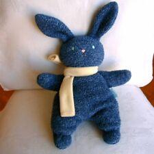 Doudou Lapin Corolle - Bleu