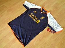 Liverpool 2012-13 Third Away Warrior Football Shirt Official Men Size M New Rare