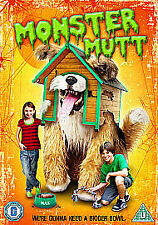 Monster Mutt (DVD, 2011) - Brand NEW and Sealed