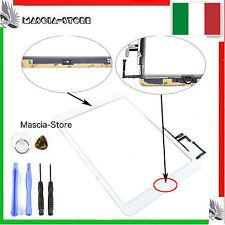 TOUCH SCREEN Vetro IPAD AIR 5 A1822 A1823 Schermo Tasto HOME Display WIFI 3G bi