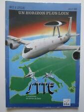 REVUE STTE DGA INFO N°8 SPECIAL BOEING E-3F AWACS ARMEE AIR SDA STRIDA AVORD