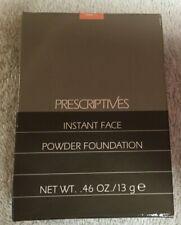 Prescriptives Instant Face Powder Foundation NEW NIB level 3 .46 ounces portable