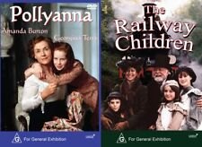 THE RAILWAY CHILDREN & POLLYANNA - 2 NEW DVD SET