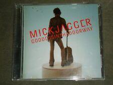 Mick Jagger Goddess in the Doorway Japan CD