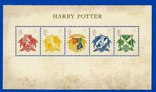 2007 MS.2757 Harry Potter Minisheet