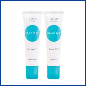 Obagi Medical 360 Retinol Moisturizer Cream 0.5 1oz, Pack of 2