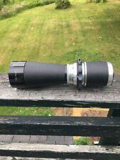Hasselblad Zeiss 500mm Tele-Tessar Lens- Serviced- Good User