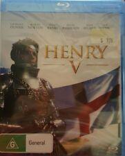 *New & Sealed*  Henry V  (Blu-ray movie 2010) LAWRENCE OLIVIER, Region B AUS