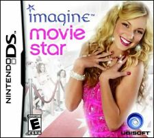 Imagine Movie Star SIM Game DS/Lite/DSi/XL/3DS NEW Sealed