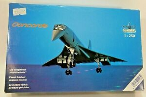 Schabak 1:250 Diecast Air France Concorde Model #1029/3 FREE SHIPPING