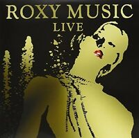 Roxy Music - Live [New Vinyl LP] Ltd Ed