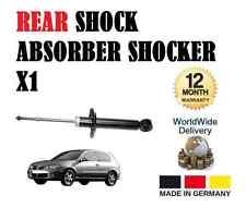 Para Nissan Almera 1,5 me 1.8 i 2.2 ICD 2.2 di 00-on Amortiguador Trasero Shocker X1